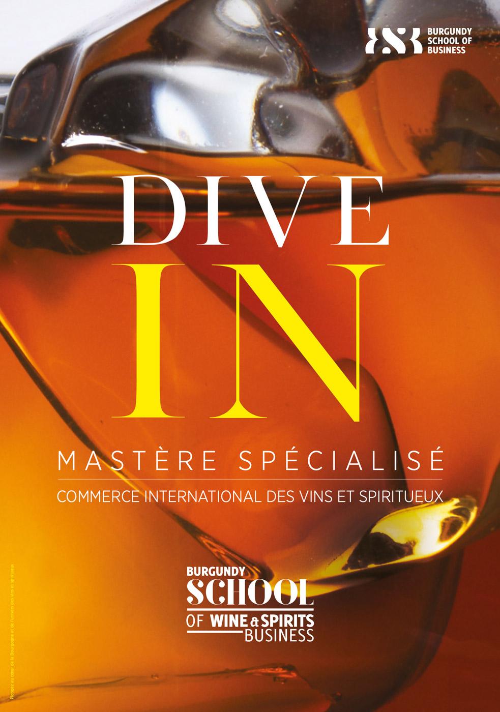 葡萄酒与烈酒国际贸易硕士